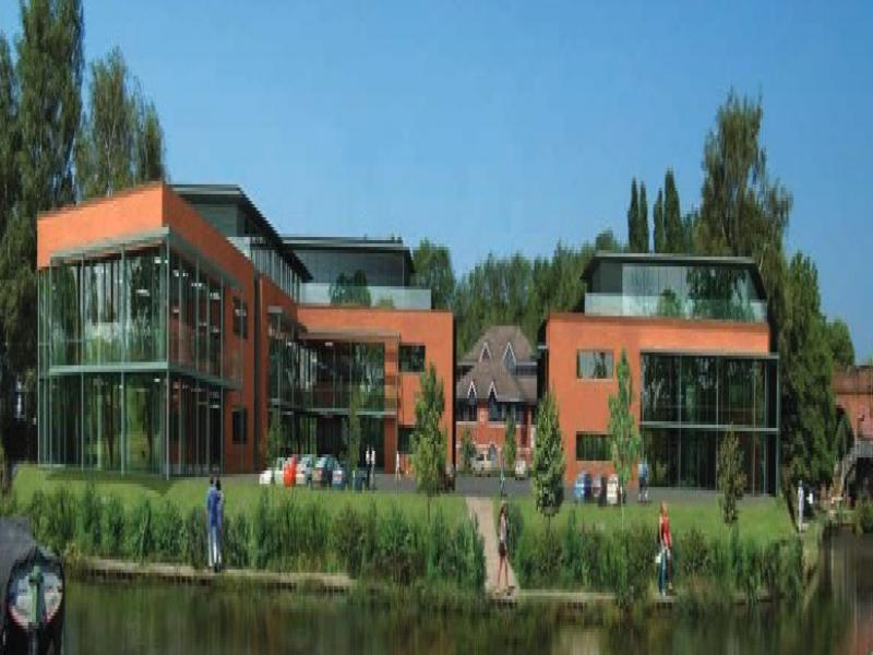 Office to Rent - Buildings A & B, Walnut Tree Park