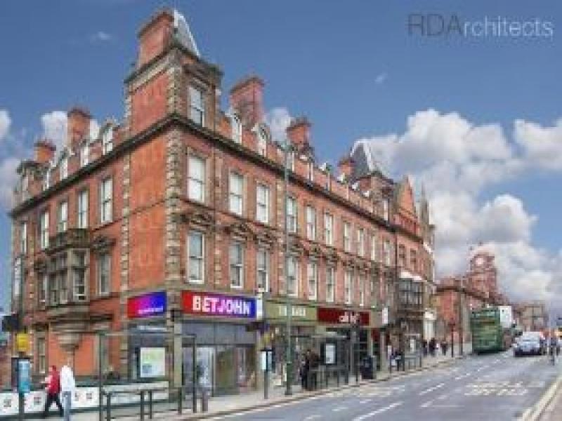 Carrington Street 99 To 107 Gresham Parade Nottingham Nottinghamshire NG1 7FE