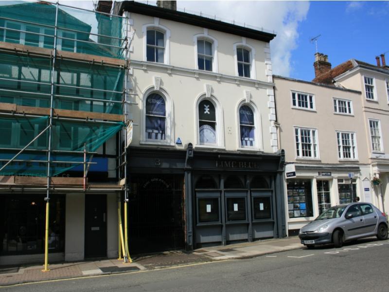 Shop To Rent 3 Castle Street Farnham Gu9 7hr