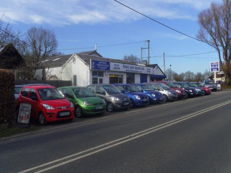 New Moon Car Sales Farnham