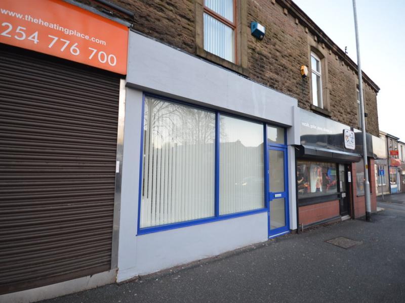 Commercial Property For Sale Blackburn With Darwen