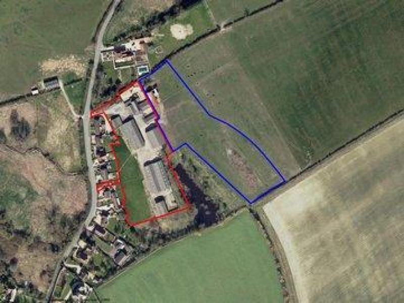 Land to Buy  Bow Farm Bow Road Stanford In The Vale