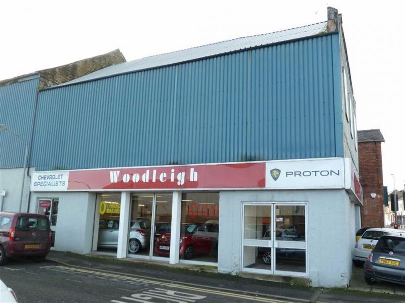 Commercial property for sale auto shop brampton