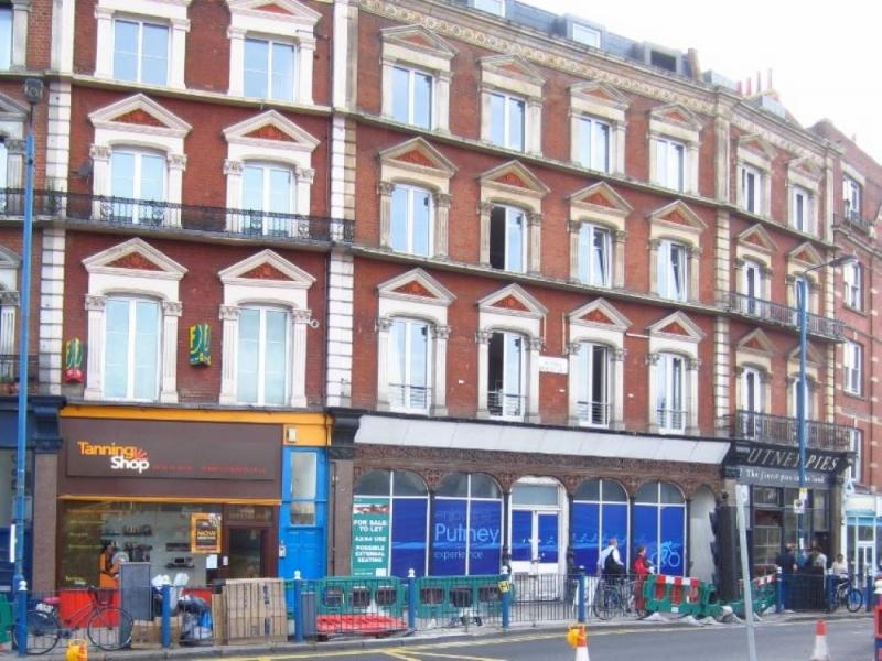 Location The property is located in a prominent location on Putney High Street opposite Putney Exchange shopping centre. The premises benefits from strong pedestrian.