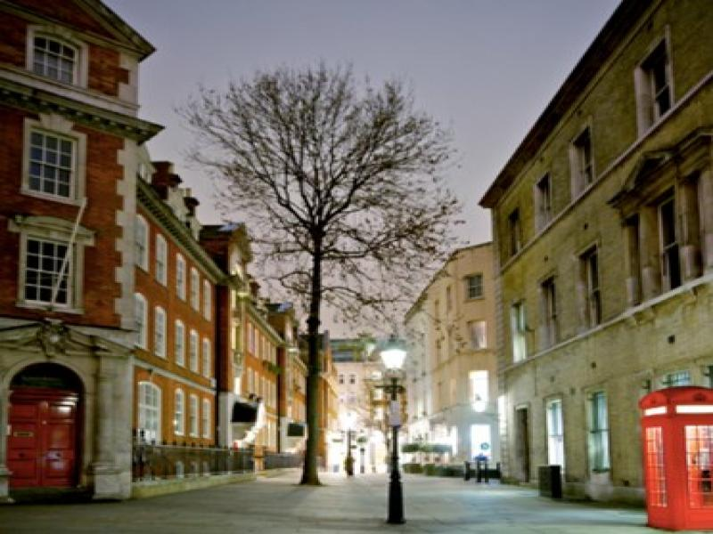 Serviced Office To Rent Office Space Broadcourt Covent