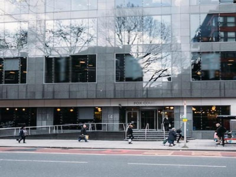 Serviced office to rent office space fox court gray 39 s inn road london wc1x wc1x - Small office space london property ...