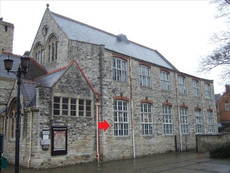 Leisure To Buy Old School Building 12 Wesley Walk Witney Oxon