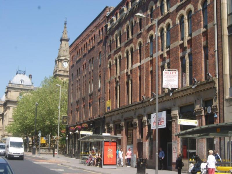 The Sir Thomas Hotel Liverpool City Centre