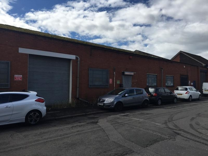 Industrial Property For Sale In Stoke On Trent