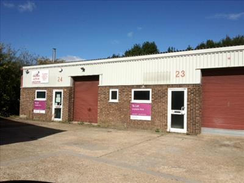 Industrial To Rent Units 13 Amp 23 Such Close Letchworth