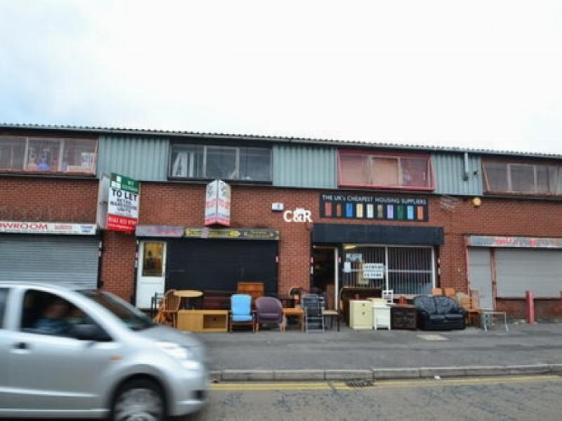 Industrial To Rent 102 Broughton Lane Cheetham Hill M7