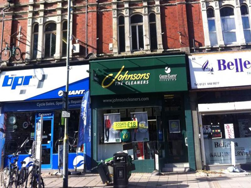 Shop To Rent Kings Heath 48 High Street Birmingham