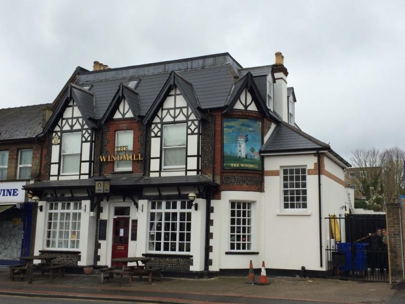 Leisure To Rent The Windmill 37 Stafford Road Wallington