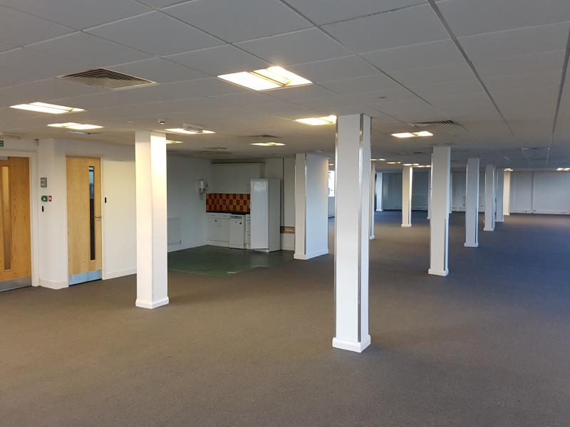 Office To Rent Fourth Floor Hippodrome House Station Road