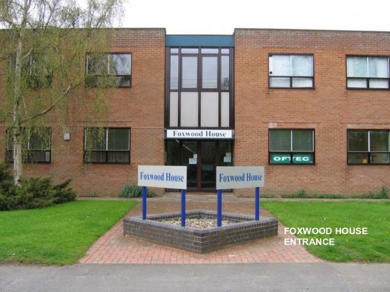 Office to rent suite 4 foxwood house dobbs lane for Foxwood house