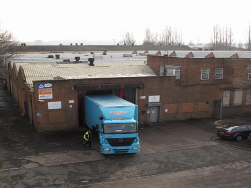Industrial To Rent Edgemond Avenue Erdington Birmingham West Midlands B24 Oqx