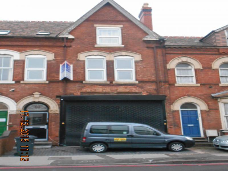Shop To Rent Stratford Road Sparkhill Birmingham B11