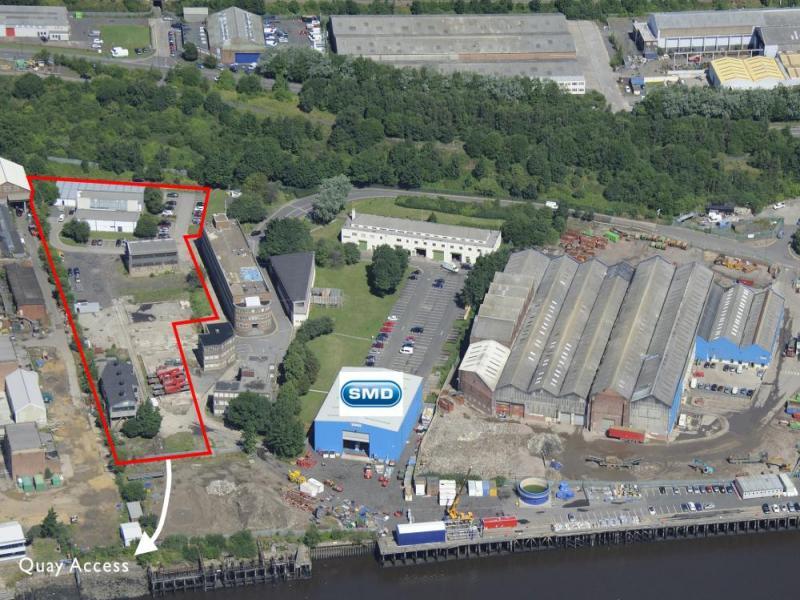 Oceana Business Park Davy Bank Wallsend Tyne And Wear NE28 6UZ United Kingdom