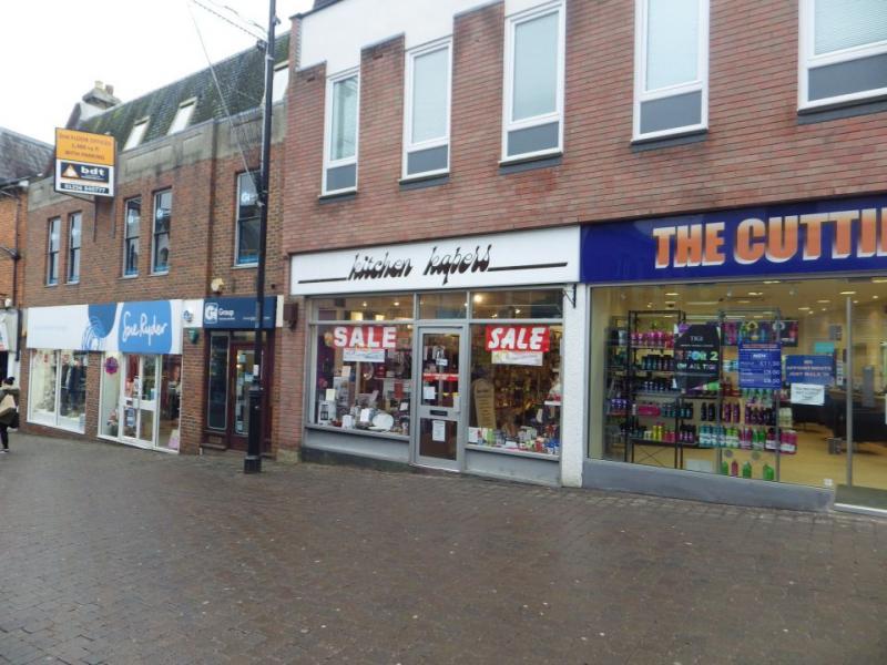 shop to rent 19 wote street basingstoke hants rg21 7ne. Black Bedroom Furniture Sets. Home Design Ideas