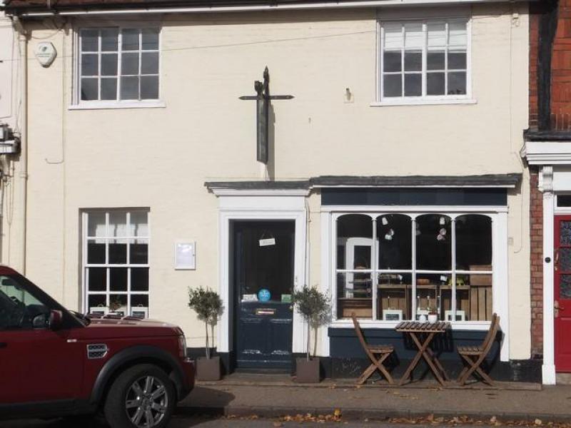 Tea Rooms In Long Melford