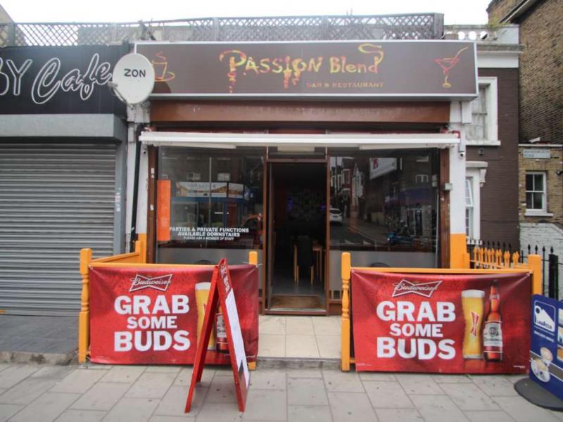 Restaurant To Let Wandsworth Road