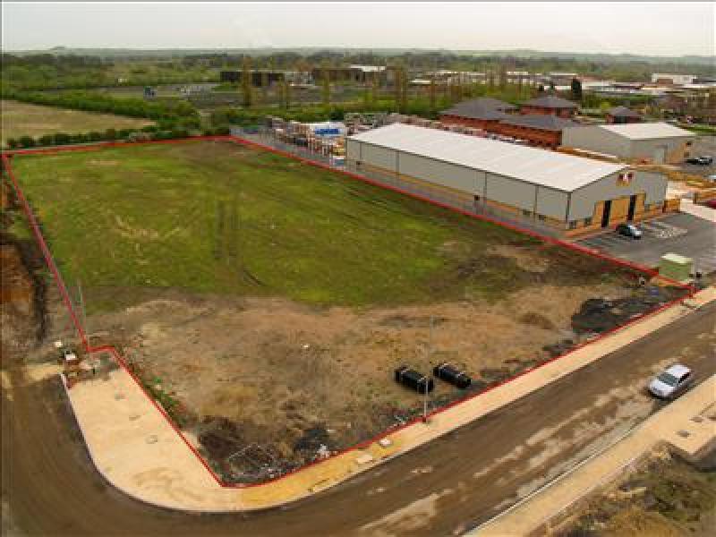 Land To Buy Plot 3 4 Trinity Park Randall Park Way