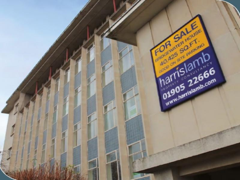 Office to Buy - Bridgewater House, Blackpole Road, Worcester