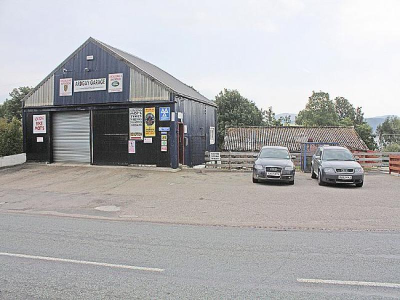 Shop to buy ardgay sutherland Sutherland garage