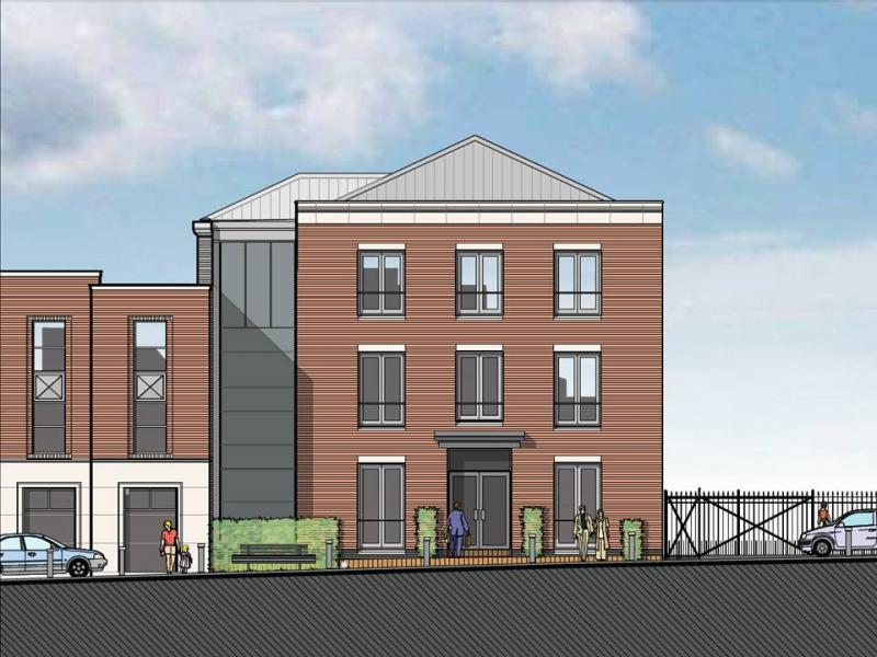 Office to rent and buy st mary 39 s gate house st mary 39 s for Office design derby