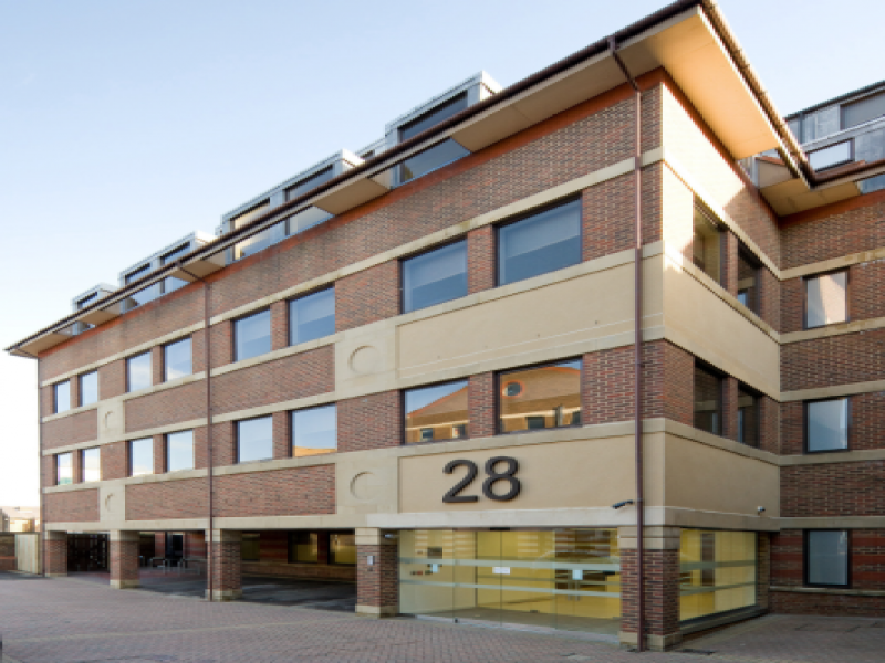 Office To Rent 28 Clarendon Road Watford Wd17 1sz