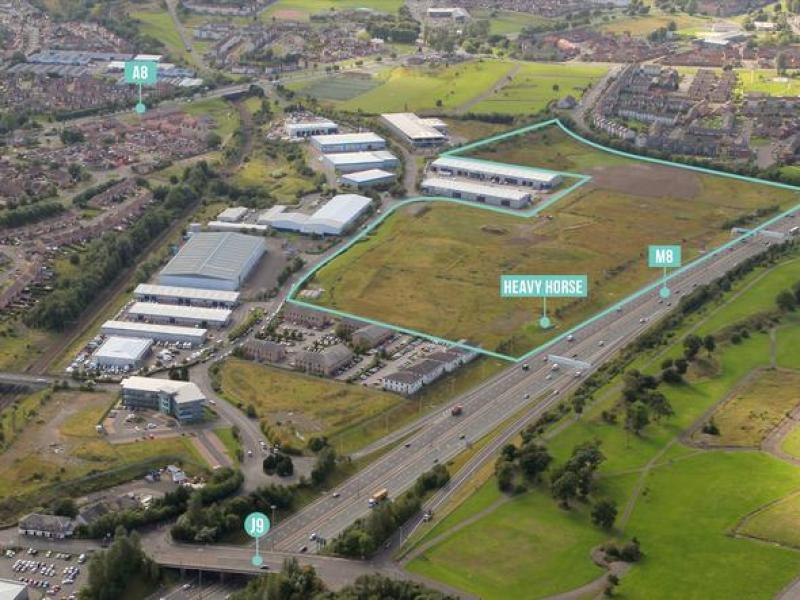 Industrial To Buy Glasgow Business Park Plot 2400