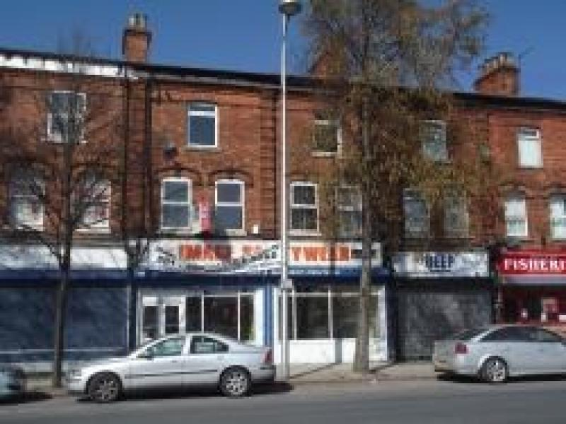 Investment for Auction - 180-182 Hessle Road , Hull , East