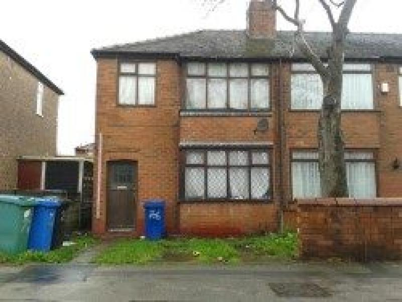 Buy Auction Property In Warrington